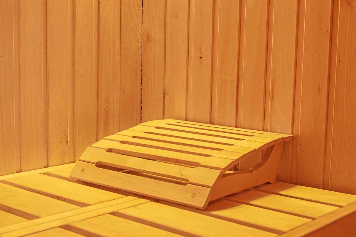 Sauna main